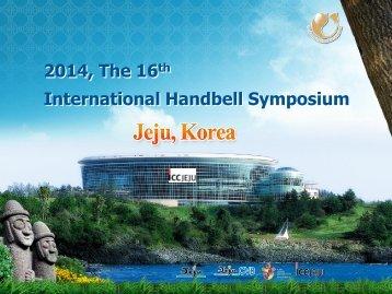 2014 The 16 International Handbell Symposium