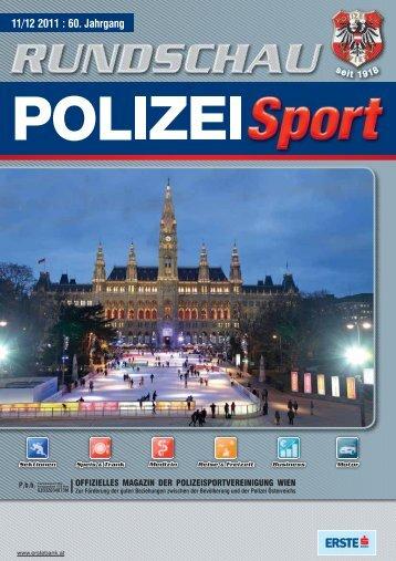 11/12 2011 : 60. Jahrgang - PSV Wien