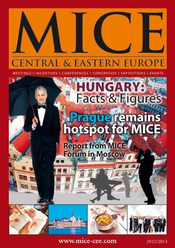 HUNGARY: Facts & Figures - MICE CENTRAL & EASTERN EUROPE