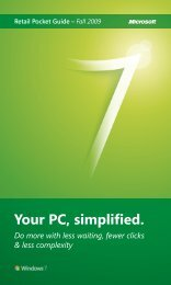 Your PC simplified