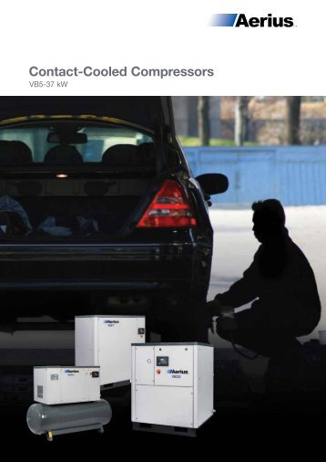 Contact-Cooled Compressors