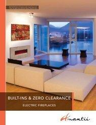 Built-Ins & Zero Clearance