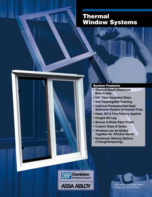 Thermal Window Systems