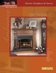 Electric Fireplaces & Stoves