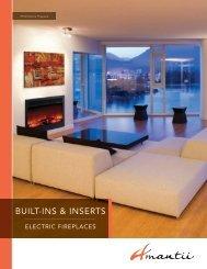 Built-Ins & inserts