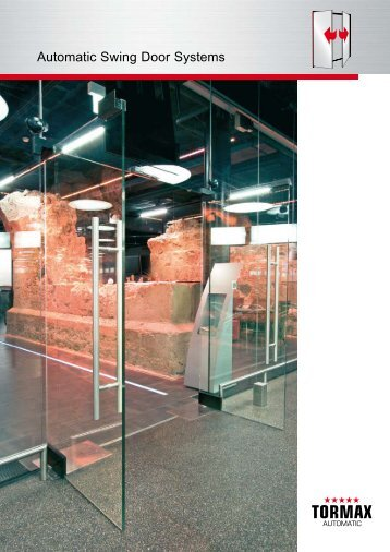 Automatic Swing Door Systems