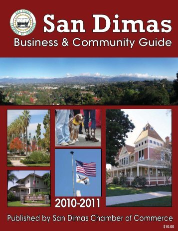 Business Guide - San Dimas Chamber of Commerce