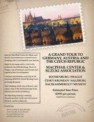 SALZBURG SALZKAMMERGUT|MUNICH Estimated Tour Price