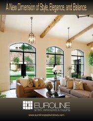 Euroline Steel Windows and Doors Brochure