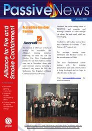 Accredifire fire door training
