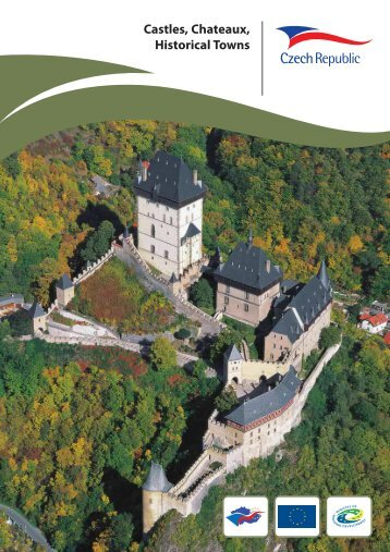 Castles, Chateaux, Historical Towns - Hotel INOS Prague