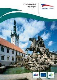 Czech Republic Highlights - Hotel INOS Prague