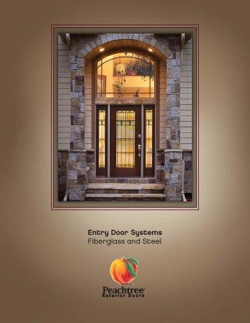 Entry Door Systems Fiberglass and Steel