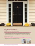 Entry Door Systems Fiberglass and Steel - Page 3