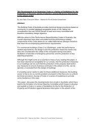 Fire Australia paper - 2004 - AFIRE - Rakic.pdf - PFPA