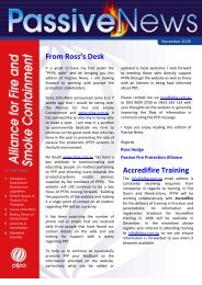 From Ross's Desk Accredifire Training