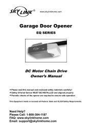 DC2722 manual-optmized - Martin Garage Doors