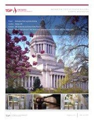 Washington State Legislative Building Olympia Washington