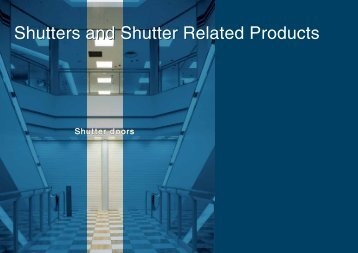 Shutters and Shutter Related Products