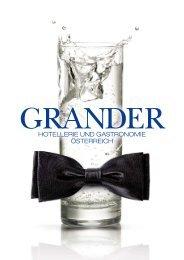GRANDER Hotellerie und Gastronomie