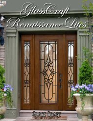Glass Craft RenaissanceLites