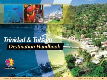 Trinidad and Tobago - Destination Handbook