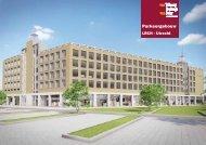 Parkeergebouw Leidsche Rijn Centrum - Noord Concept
