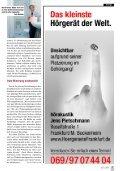 Zeitschrift - Senioren Zeitschrift Frankfurt - Seite 7