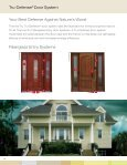 Entry Door Systems - Page 4