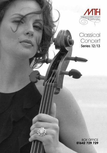 Middlesbrough <b>Town Hall</b> Classical Season 2012/13 - middlesbrough-town-hall-classical-season-2012-13