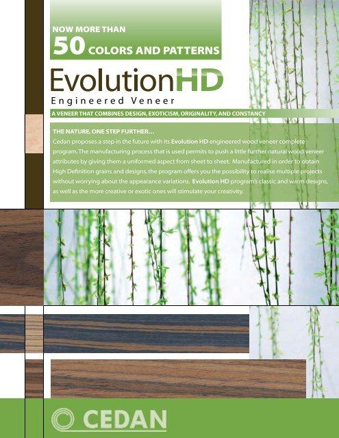 laminated panels evolutio