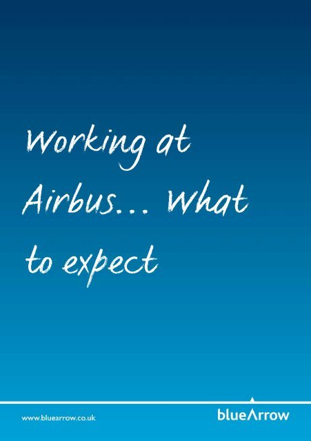 Working at Airbus… What to expect