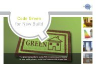 Code Green for New Build