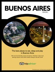 The best places to eat, sleep and play in Buenos Aires - TripAdvisor