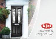 High Security Composite Doors