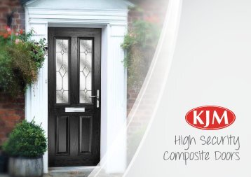 High Security Composite Doors
