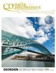 CERCLE DIPLOMATIQUE - issue 03/2015