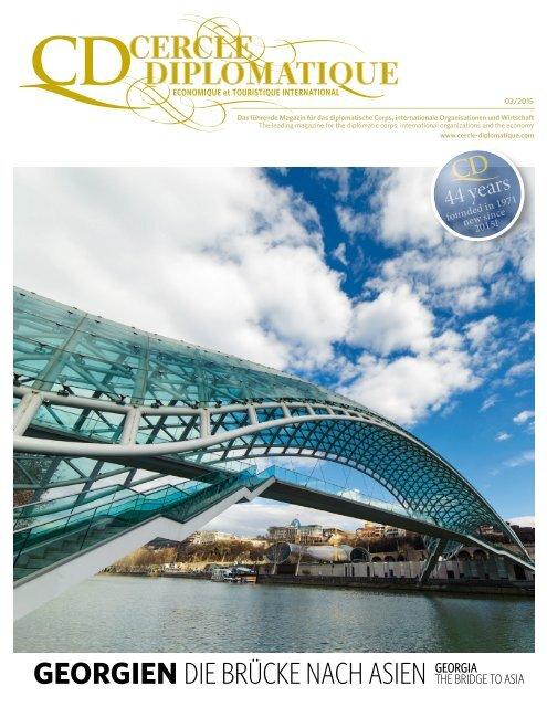 CERCLE DIPLOMATIQUE - issue 03/2015