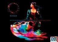 WAAPA DIRECt - Western Australian Academy of Performing Arts