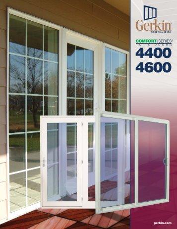 Download 500 KB PDF - Gerkin Windows & Doors