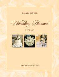 Wedding Planner - Quad Cities Convention & Visitors Bureau