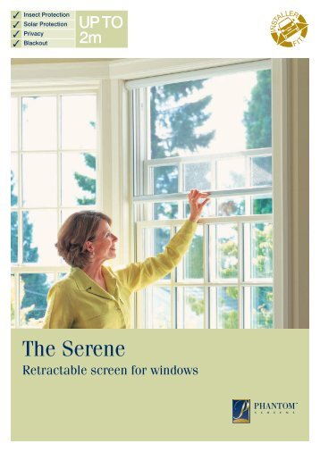 The Serene - Bradley Scott Windows
