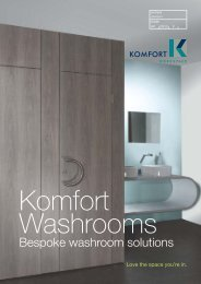 Komfort Washrooms