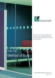 PO-100 Method of BuildDownload pdf430kb - Komfort
