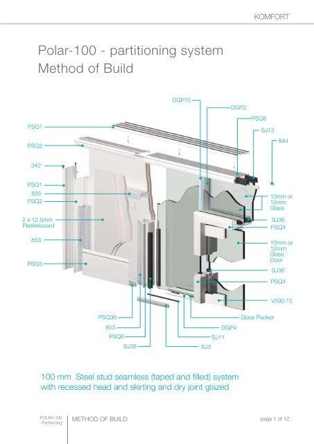 PO-100 Method of BuildDownload pdf430kb - Komfort