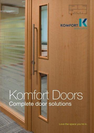 Komfort Doors
