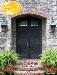 The Olde World Collection