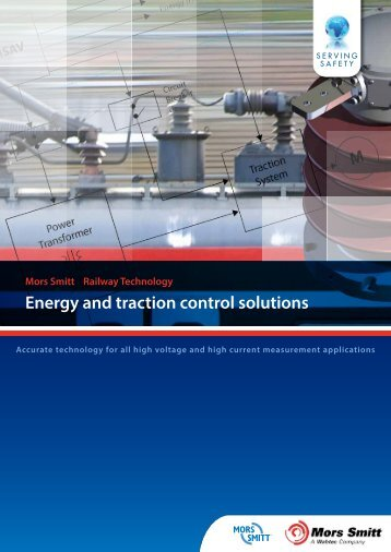 Energy and traction control solutions