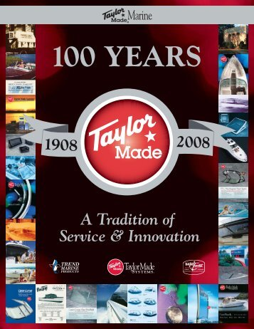 Water Bonnet Manufacturing - Taylor Made Systems