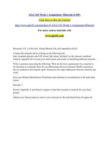 Cmgt 575 Week 2 Individuak Assignment